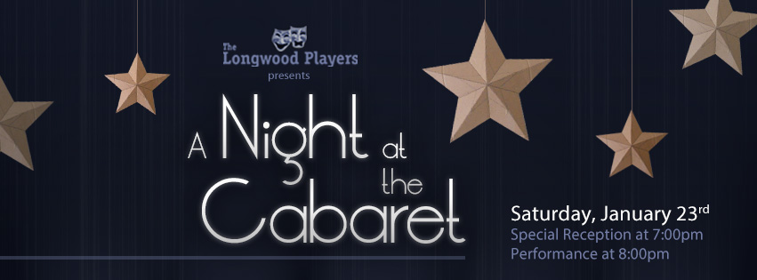Poster for A Night at the Cabaret