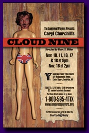 Poster for Cloud Nine
