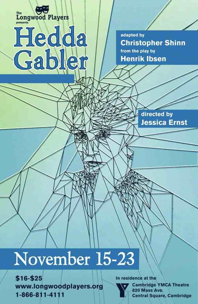 Poster for Hedda Gabler