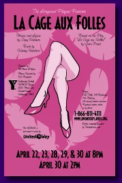 Poster for La Cage Aux Folles