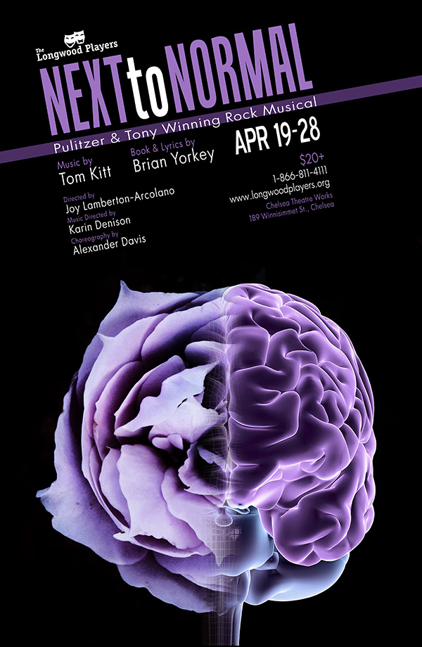 Poster for Next to Normal