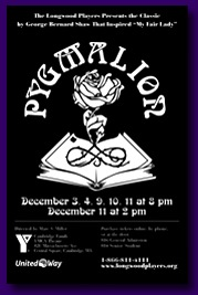 Poster for Pygmalion