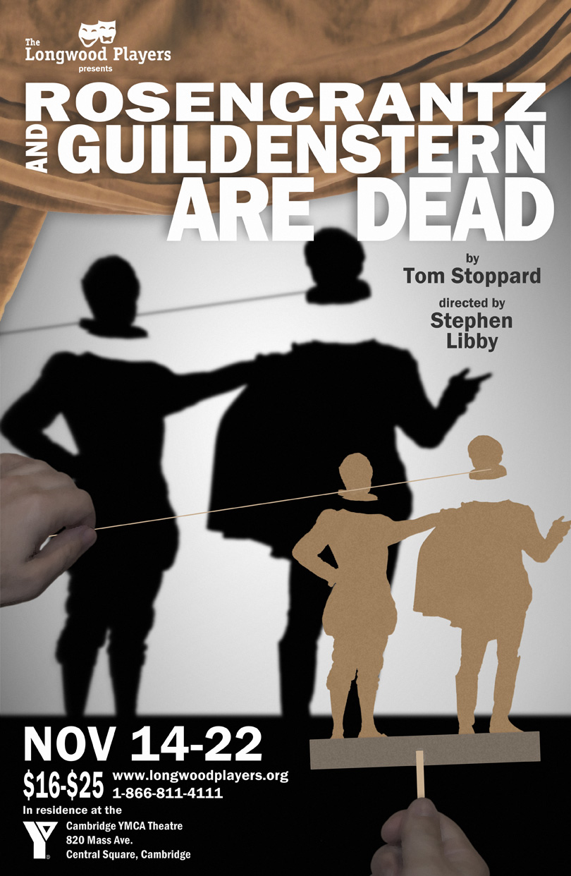 Poster for Rosencrantz and Guildenstern are Dead