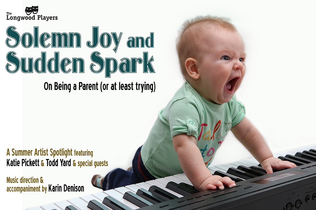 Poster for Solemn Joy and Sudden Spark: On Being a Parent (Or At Least Trying)