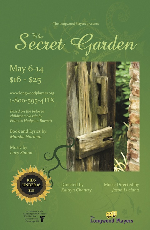Poster for The Secret Garden
