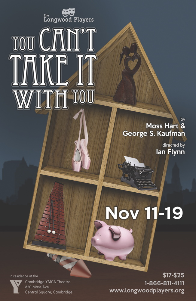 Poster for You Can't Take It With You